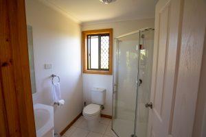 Bathroom at Rosella Cottage